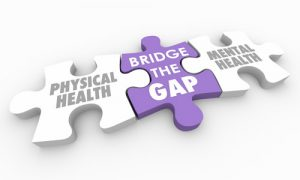 Bridging the gap between Physical and Mental Health